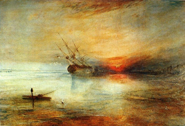 William Turner Fort Vimieux 1831