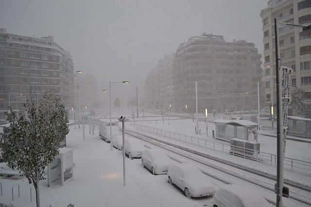 Ecco come appariva Grenoble il 28 ottobre 2012
