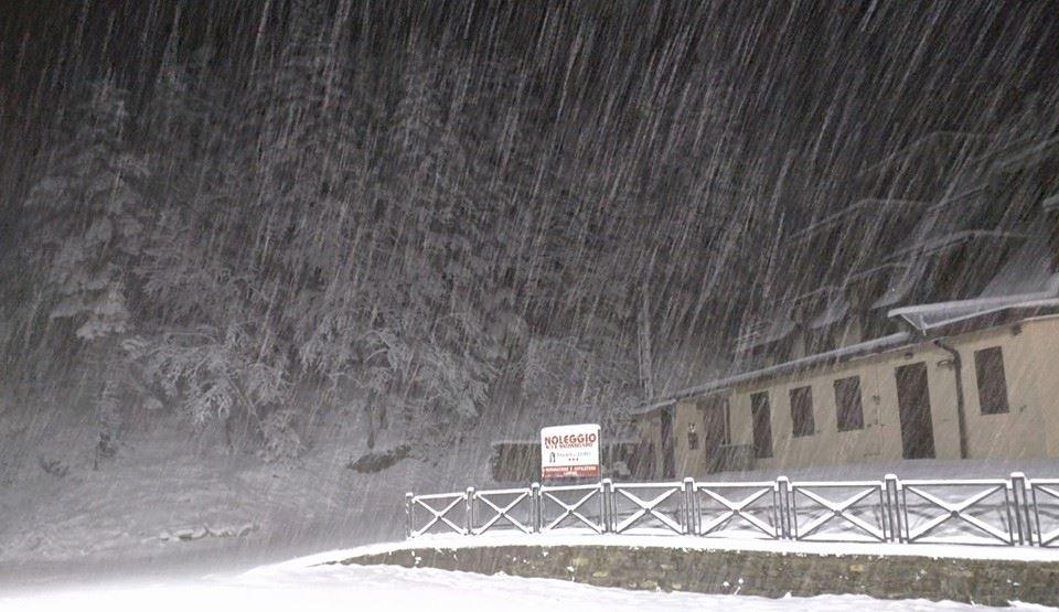 neve sestola